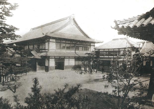 光運寺の縁起